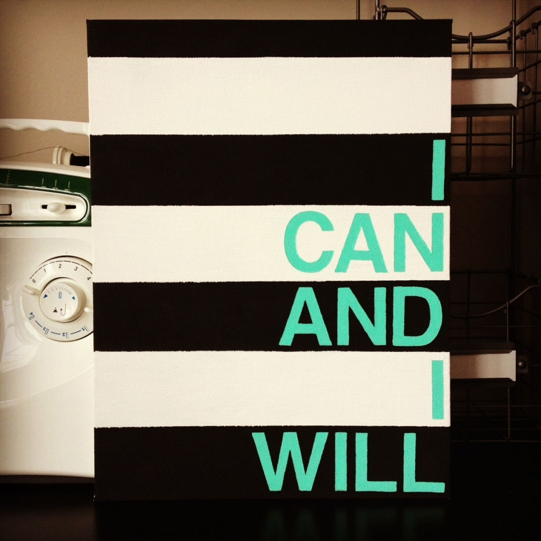 Can and Will