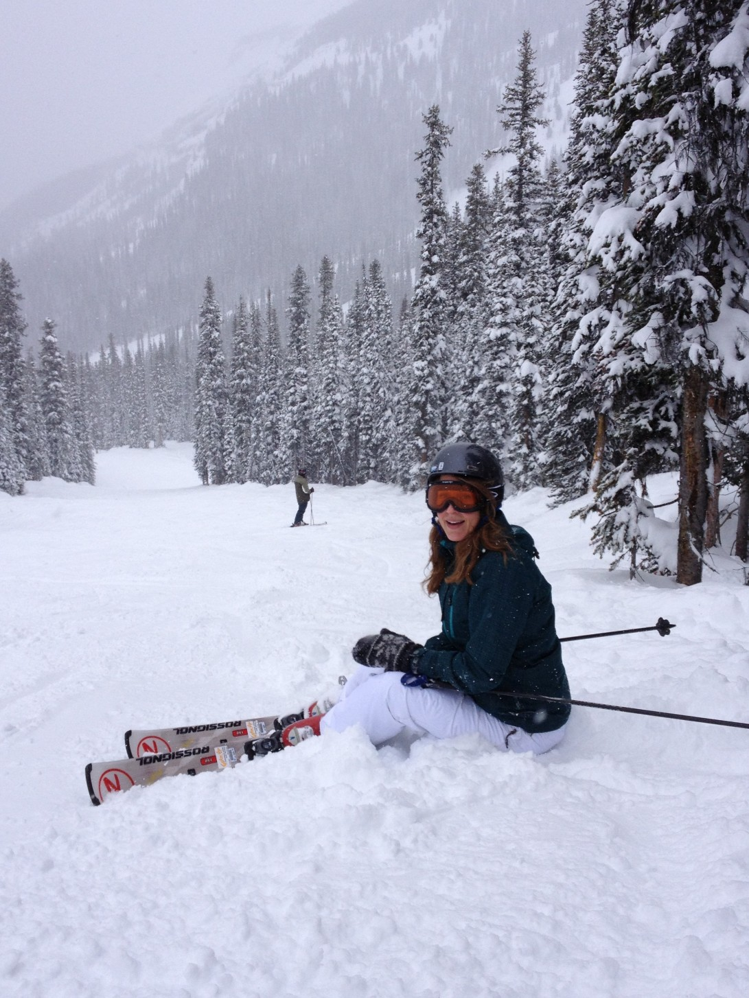 Jen in the Snow